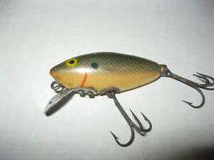 True Temper Speed Shad Fishing Lure in Blue Gold White Color