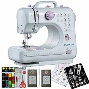 Sewing Machines is light in weight suitable for family beginners (SAFE) $112.09