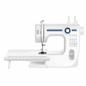 T SUNUS Sewing Machine with 12 Stitches Electric Household Sewing Machines $97.34