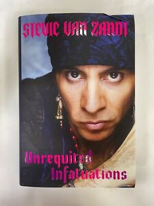 Unrequited Infatuations by Stevie Van Zandi SIGNED $19.99