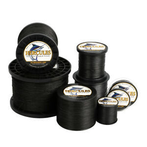 Hercules 1094 Yards 8 Strands 10 300LB Test Tackle PE Weave Braided Fishing Line