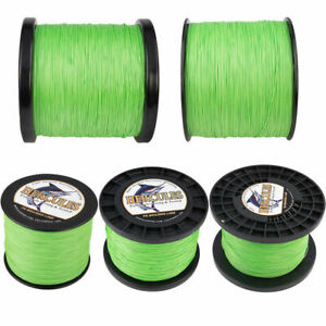 Hercules 1094 Yards 8 Strands Weave 10 300lb Extreme PE Ice Braided Fishing Line