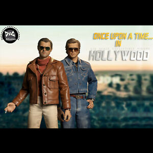 DJCUSTOM NO 16005 1 6 Hollywood Time Double Sets Male Action Figure Model Toys $269.99
