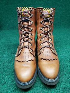 Justin Work Boots Style # L7620792714 Women#x27;s Size 8 B