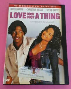 Love Don#x27;t Cost a Thing DVD 2003 Widescreen quot;Nick Cannon being Hilarious quot; $2.00