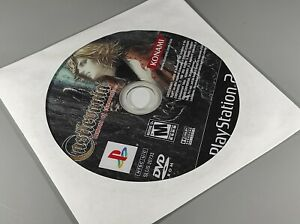 Castlevania: Lament of Innocence Sony PlayStation 2 PS2 Rare DISC ONLYTested $19.95