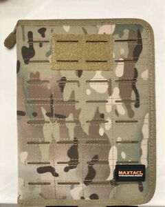 MAXTACS LARGE PLANNER CAMO WITH POUCHES