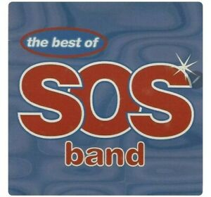 The Best of the S.O.S Band Sos Band Old School Funk rare cd