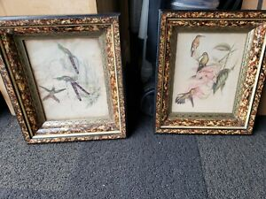 Two vintage painting framed Is beautiful frames $36.99