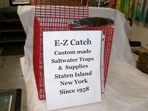 E-Z Catch Custom Hand Made 4 Gallon Chum Pots Weighted PVC Lead Free wRope 3pk