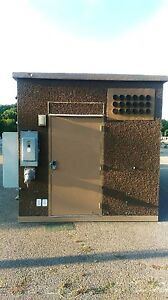 Concrete Communication Shelter Cabins Hunting Storage BLDG 10#x27;X20#x27;