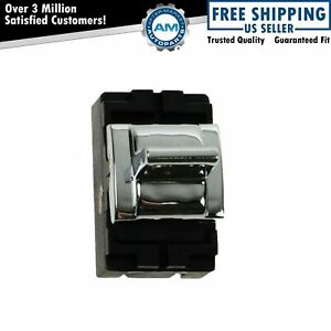 1 Button Power Door Lock Window Switch D3AZ14529F for Ford Lincoln Mercury $17.89