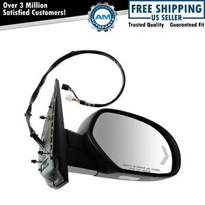 Power Heated Folding Memory Puddle Signal light Mirror RH Right for GM Pickup $110.43