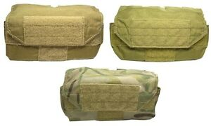 Eagle MOLLE 24 Round Shot Shell Pouch - choice of coyote khaki multicam