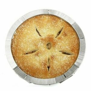 5pc Adjustable Pie Crust Shield - Up To 10