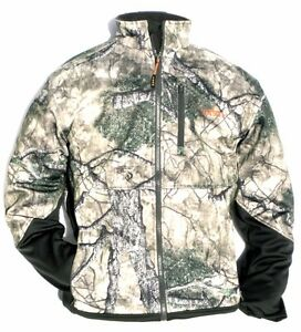 Cabela#x27;s SCENT FACTOR Wind amp; Waterproof Mountain Mimicry Silent Hunting Jacket