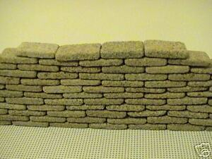 real stone miniature walling 32mm 45mm gauge