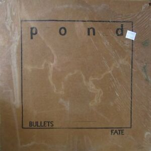 POND: Bullets  Fate 12 Sealed (clean co in partial shrink but still-sealed f