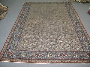 antique jalili tabriz persian finely hand