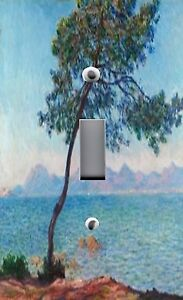 Light Switch Plate amp; Outlet Covers MONET TREE at ANTIBES