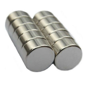 1 2 x 1 4 inch Neodymium Disc Magnets Super Strong Rare Earth Magnet N48 $9.99