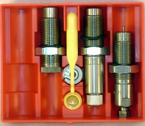 NEW LEE 3 DIE SET 270 WIN WITH SHELL HOLDER+CRIMP 90505