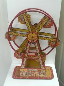 1930 j hercules wind up ferris wheel model 172