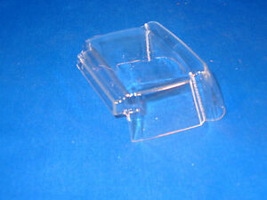 ertl loadstar plastic windshield toy part