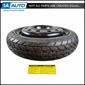 OEM Compact Mounted Spare Tire & Wheel for 02-10 Lexus SC430 New