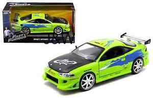 Jada Mitsubishi Eclipse Fast and Furious 1 24 97603