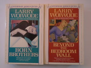 Beyond the Bedroom Wall Contemporary American Fiction by Woiwode Larry Pengu $37.95