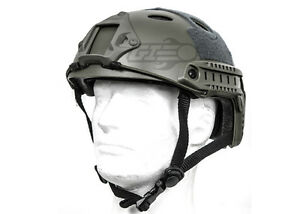 Lancer Tactical Helmet PJ Type (Foliage GreenBasic Version) 15602