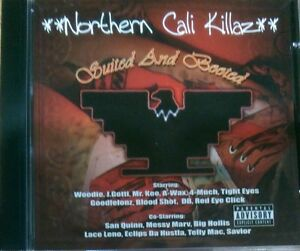 Northern Cali Killaz Vol. 1 [PA] by Various Artists (CD Oct-2008 (Independen…