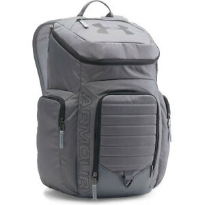 Under Armour Storm Undeniable Ii Mens Rucksack - Graphite Stealth Grey One Size