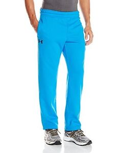 Under Armour Men's Storm Armour Fleece Pants Blue Jet 405 Large