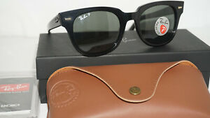 RAY-BAN New Limtied Meteor BlackPolar Green 200 Pieces RB4168 60158 Reload