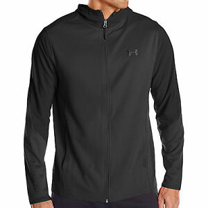 Under Armour UA Mens ColdGear Infrared Grid Loose Fit Hoodie Hooded Jacket Top