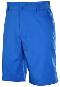 Nike Golf Men's Dri-Fit Flat Front Tech Hyper Shorts-Turquoise-33