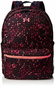 NEW Under Armour Womens UA Favorite Backpack 1277400 PinkBlueBurgundyBlack