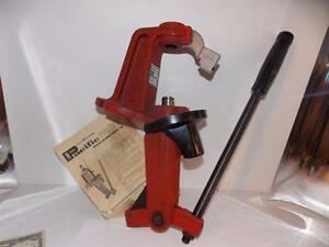 PACIFIC POWER C SINGLE STAGE  RELOADING PRESS--- CLEAN