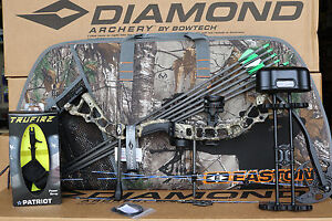2020 Diamond Bowtech Infinite Edge Pro RH CAMO Bow UPGRADED PKG W BLACK Case