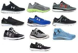 Brand NEW - Under Armour Men's Athletic Running Shoes - Choose Size