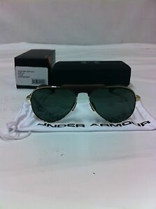 Under Armour Getaway Gold with Game Day Lens sunglasses MAKE OFFERS