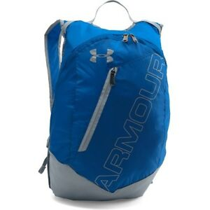 Under Armour Adaptable Packable Mens Rucksack - Royal One Size