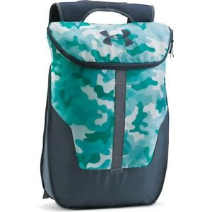 Under Armour Expandable Sackpack Unisex Rucksack - Blue Infinity One Size