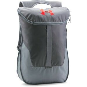 Under Armour Expandable Sackpack Unisex Rucksack - Graphite One Size