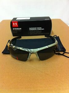 Under Armour Igniter 2.0 Satin REALTREE Grey Sunglasses  MAKE OFFERS