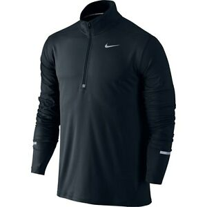 Nike Dry Element Half-Zip Dri-Fit Running Top Shirt