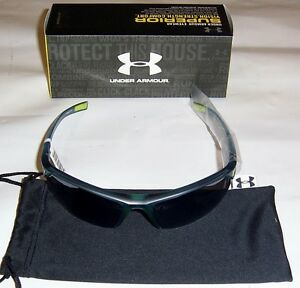 Under Armour Zone 2.0 Satin Crystal Gray Frame Gray Multiflection Lens