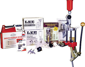 Lee 90304 Classic Turret Press Kit Steel Reloading Press and Press Accessories